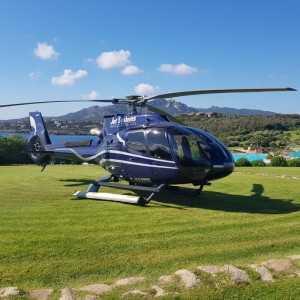 Baptême hélicoptère - Corse