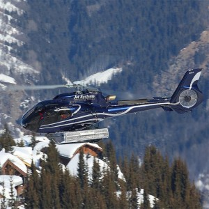 Vol panoramique les 3 vallées et la tarentaise - Méribel