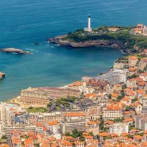 Vol panoramique L'airial - Biarritz